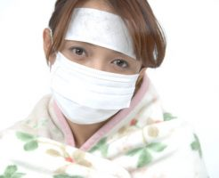 風邪女性マスク